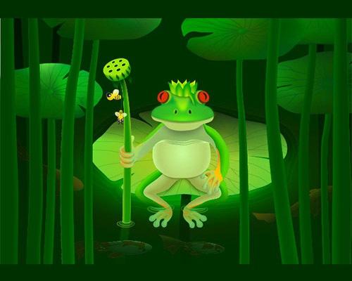 prince-frog