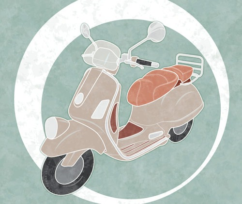 vector-scooter