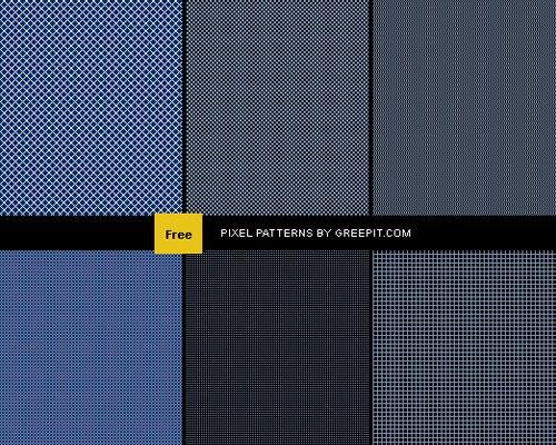 free-pixel-patterns