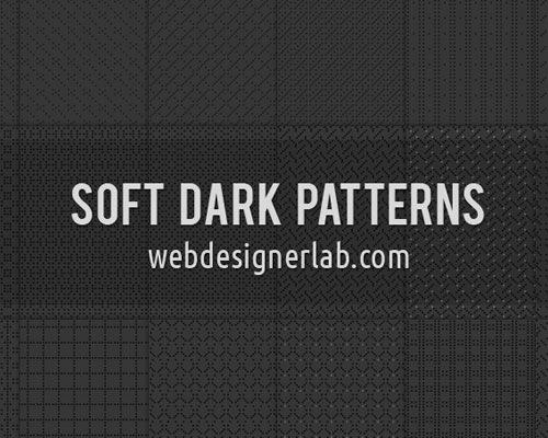 soft-dark-patterns-free-photoshop-pattern