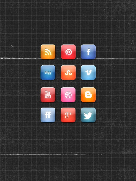 glossy-icons-preview