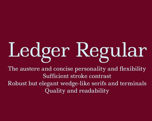 ledger-regular