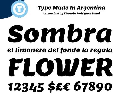 sambra-font
