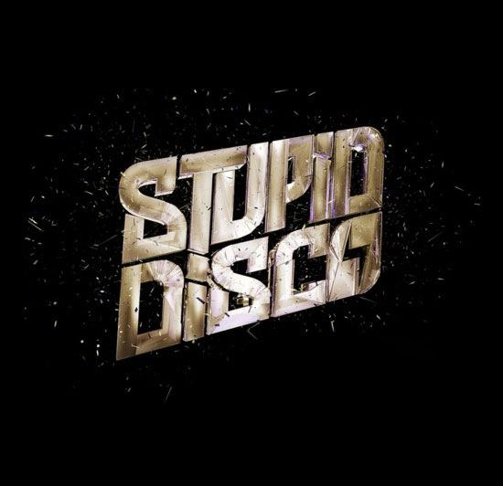 studpid-disco-typography