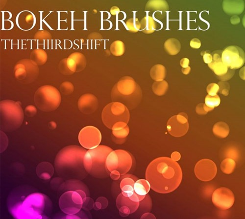 bokeh-brushes