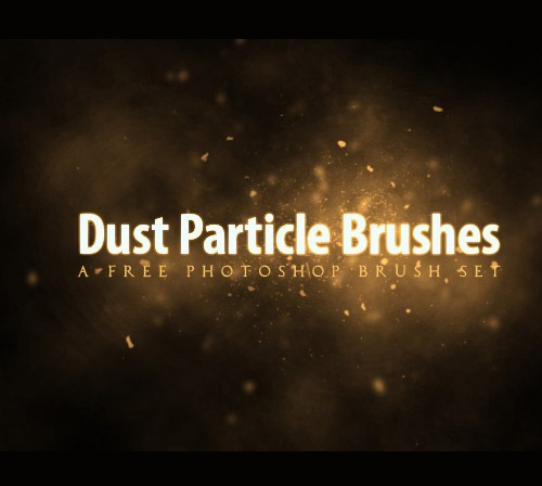 dust-particle-brushes