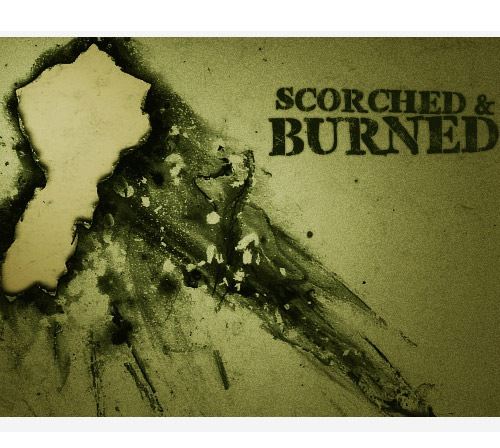 scorched-burned-paper