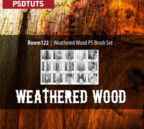 weather-wood-brushes