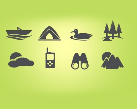 campingiconset 40 Best Free Icon Sets Released 2012