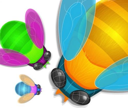 colorfulbug 75 Best Illustrator Tutorials From 2012