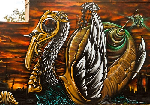 snail-turkey