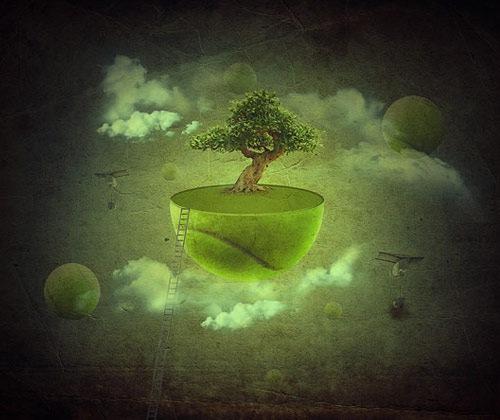 floatinggreen 80 best Photoshop tutorials from 2013