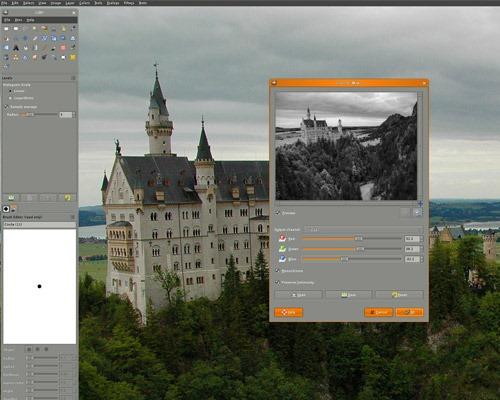 GIMP 10 deben descargar gratis Programas similares a Photoshop
