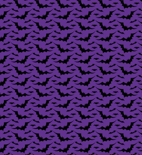 bat-pattern