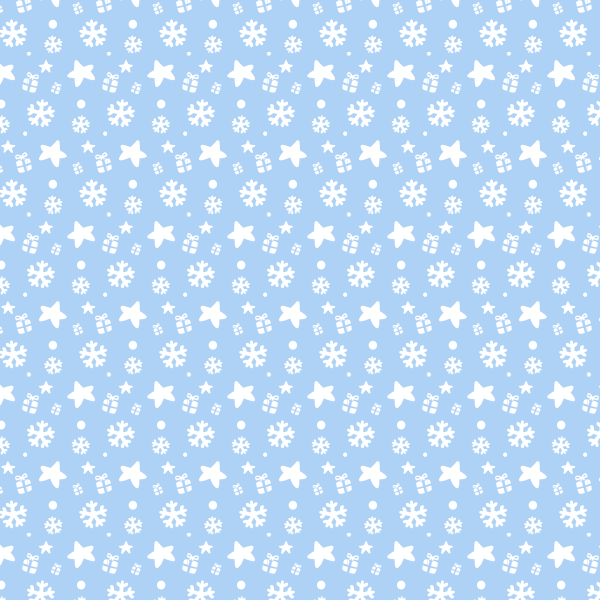light-blue-snowflakes-and-presents-pattern