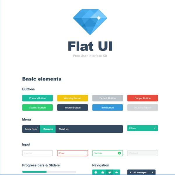 flat-ui-kit