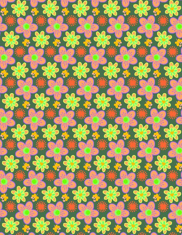orange-pattern