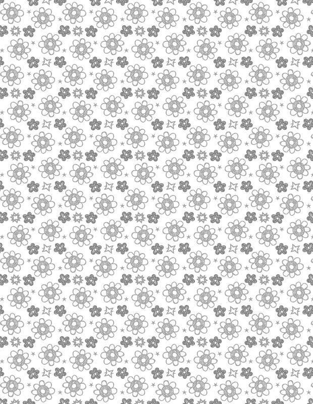 black-handrawn-pattern