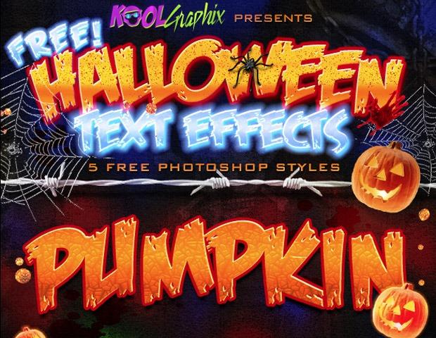 halloween-text-styles