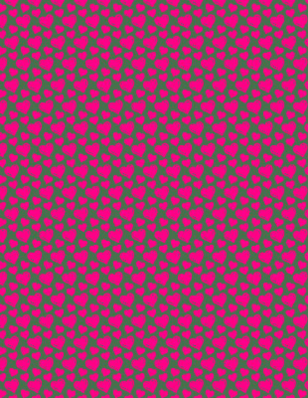 pink-heart-scribbled-pattern