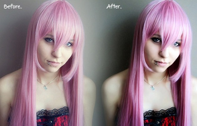 pink retouch 20 tutorials for mastering retouching photos