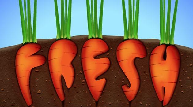 fresh-carrot