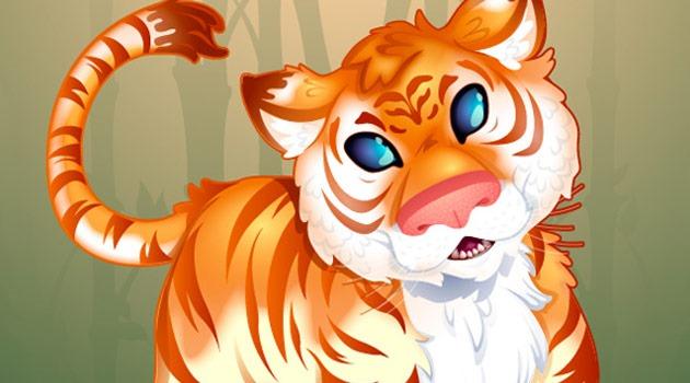 tiger-illsutarion
