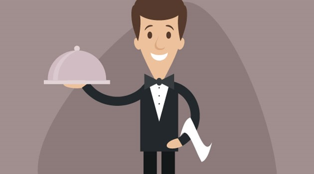 waiter-illustration
