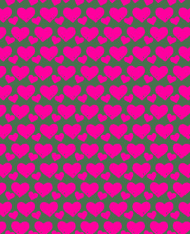 purple-hand-dooled-pattern