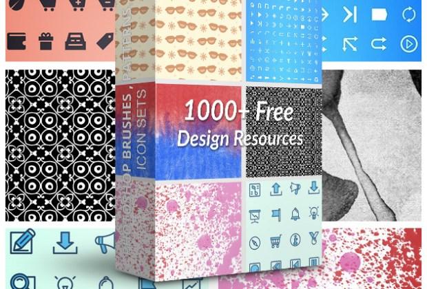 English In Italian: 1000+ Bundle Of Amazing Free Design Resources