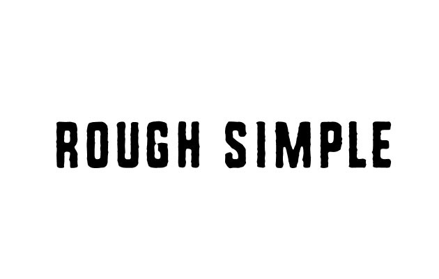 rough-simple
