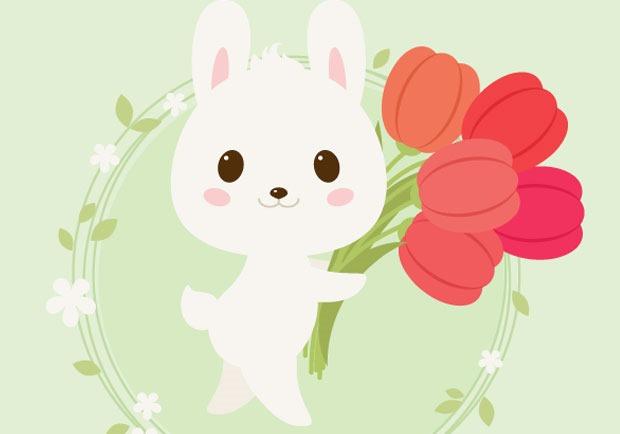 spring-rabbit