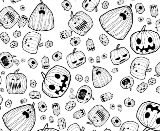 halloween-pattern