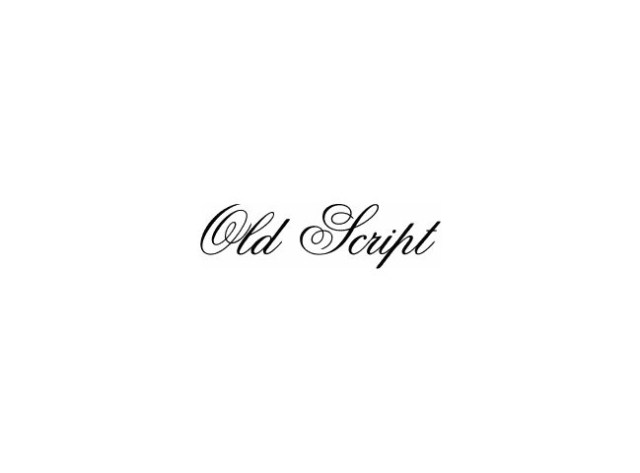 old-script