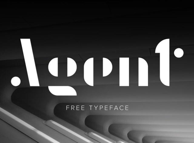 agent-typeface