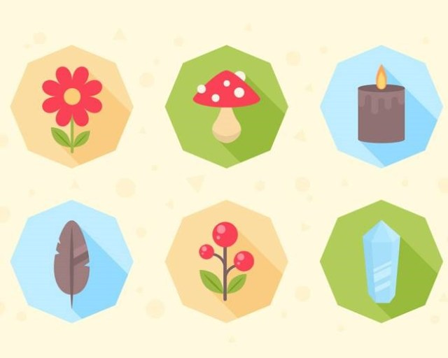 nature-inspired-icons