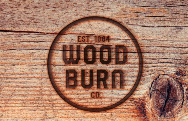 burnt-wood