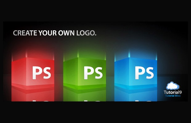 75 tutorials for designing a logo using Photoshop or
