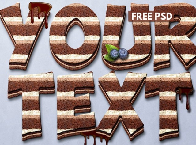 3d-cholate-text-effect