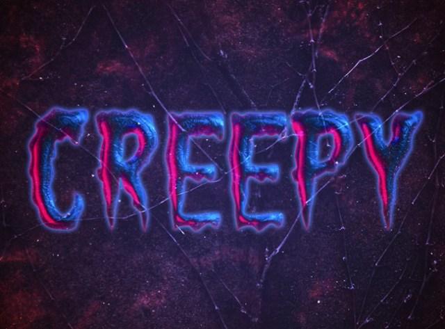 creepy-text