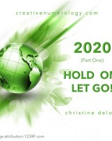 2020 HOLD ON! LET GO!