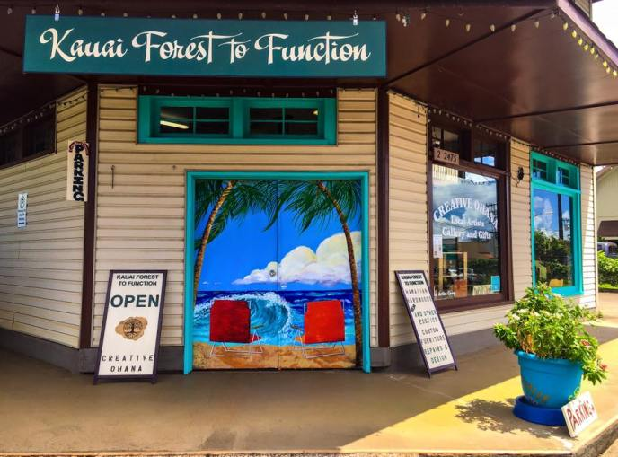 Creative Ohana Kauai 1