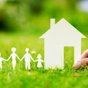 A House Is Only a House Until a Family Makes It a House