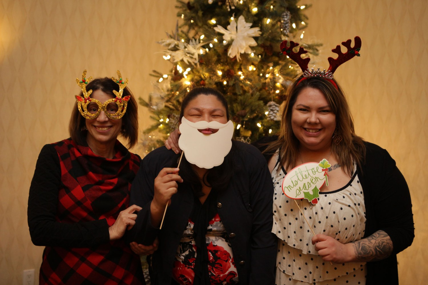 COR Christmas Photobooth 47