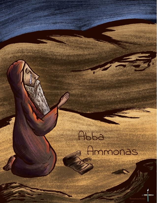 Abba Ammonas