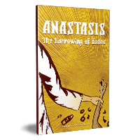 Anastasis The Harrowing of Hades Graphic Novel
