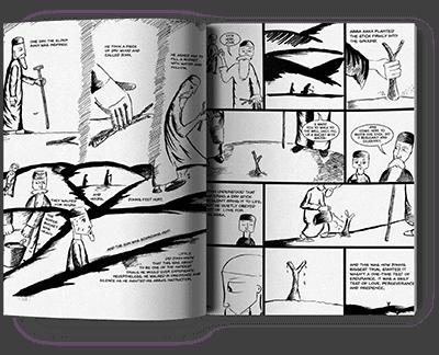 Saint John the Dwarf Graphic Novel