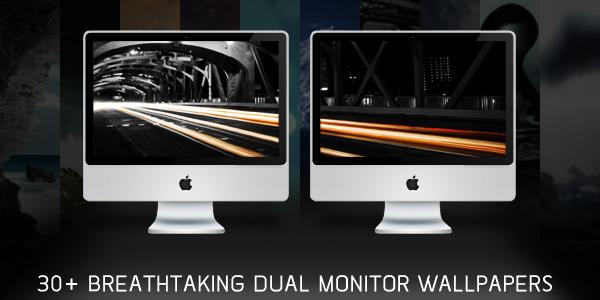 30 Breathtaking Dual Monitor Wallpapers Creativeoverflow