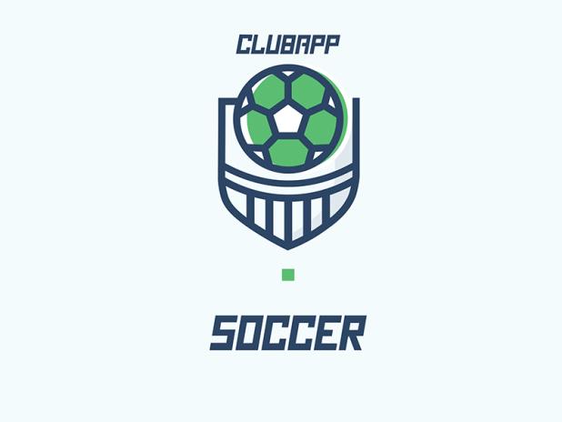 soc 2 - 21 Slick Soccer Logos