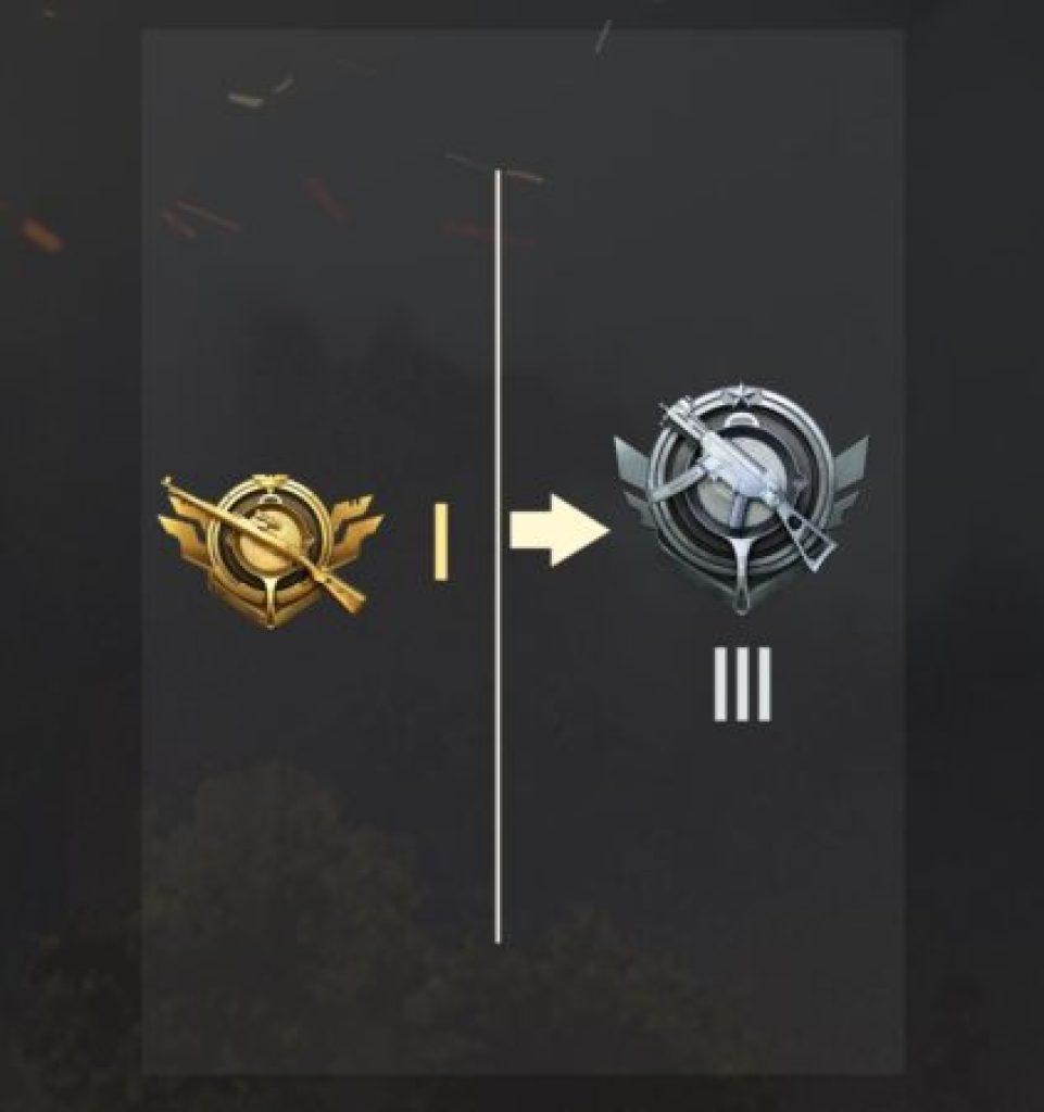Season 15 Tier Drop